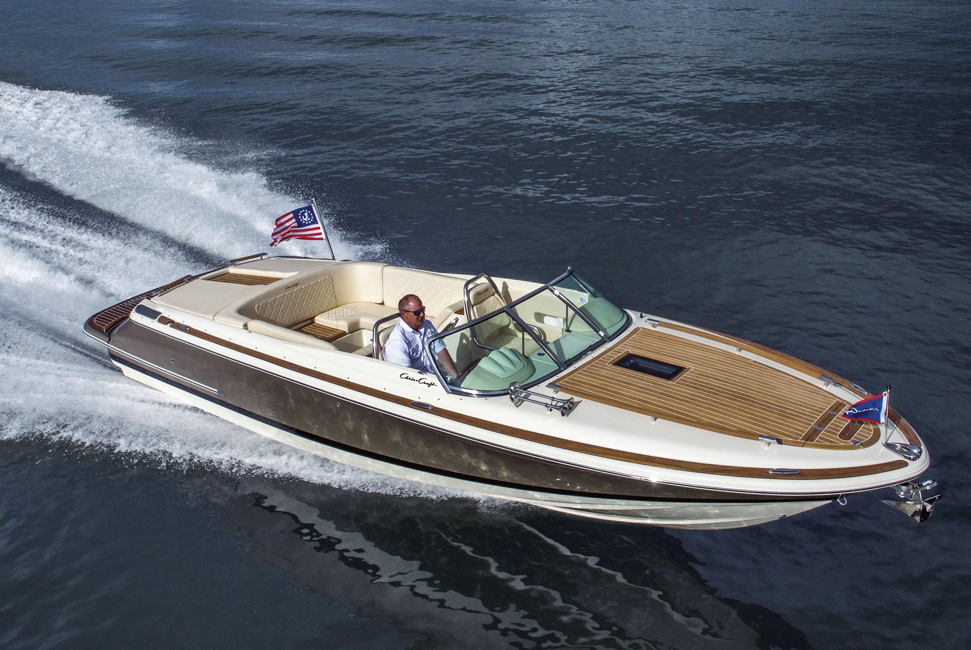 Corsair 27 Chris Craft Boats