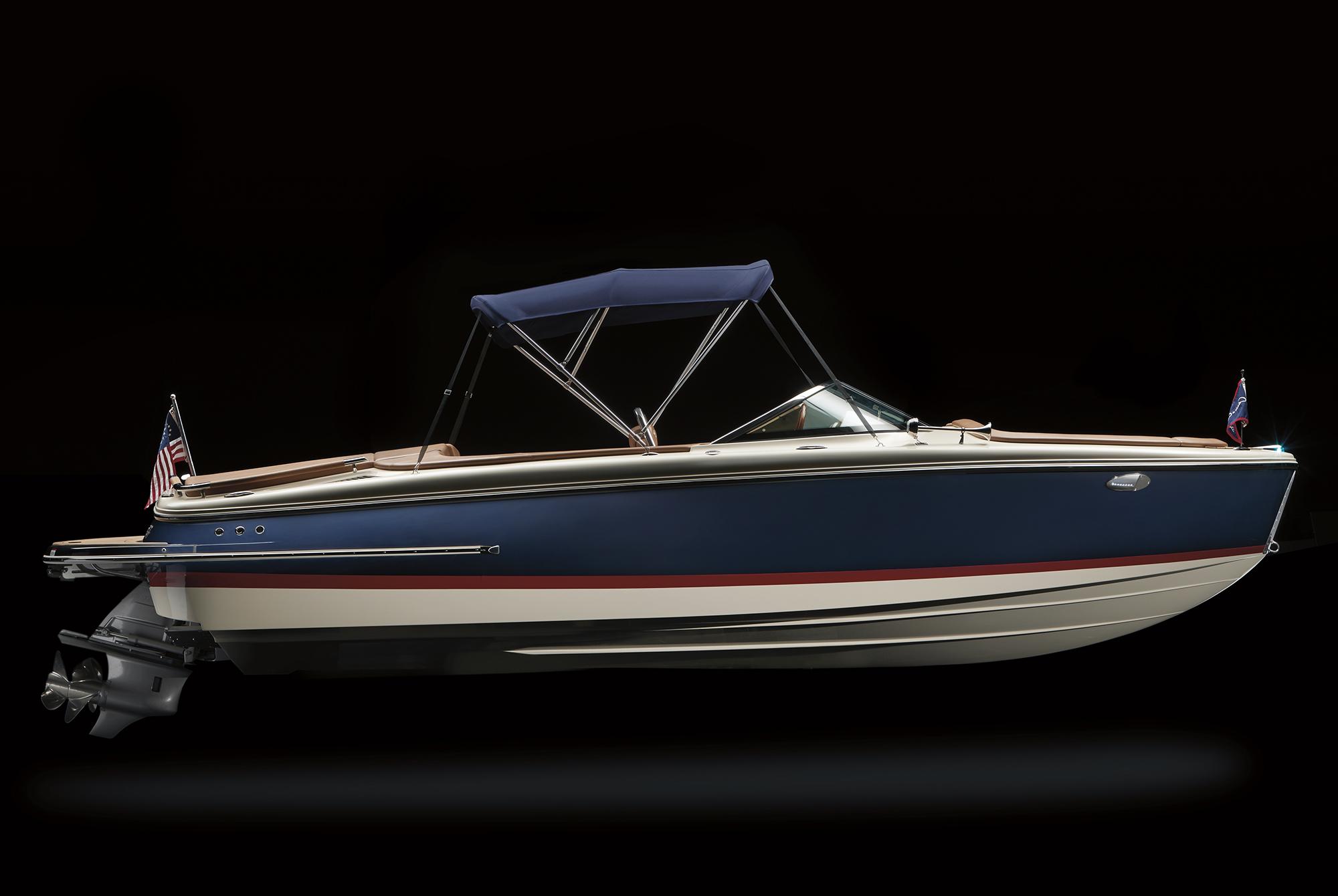 Optima Blue Top >> Carina 21   Chris-Craft Boats