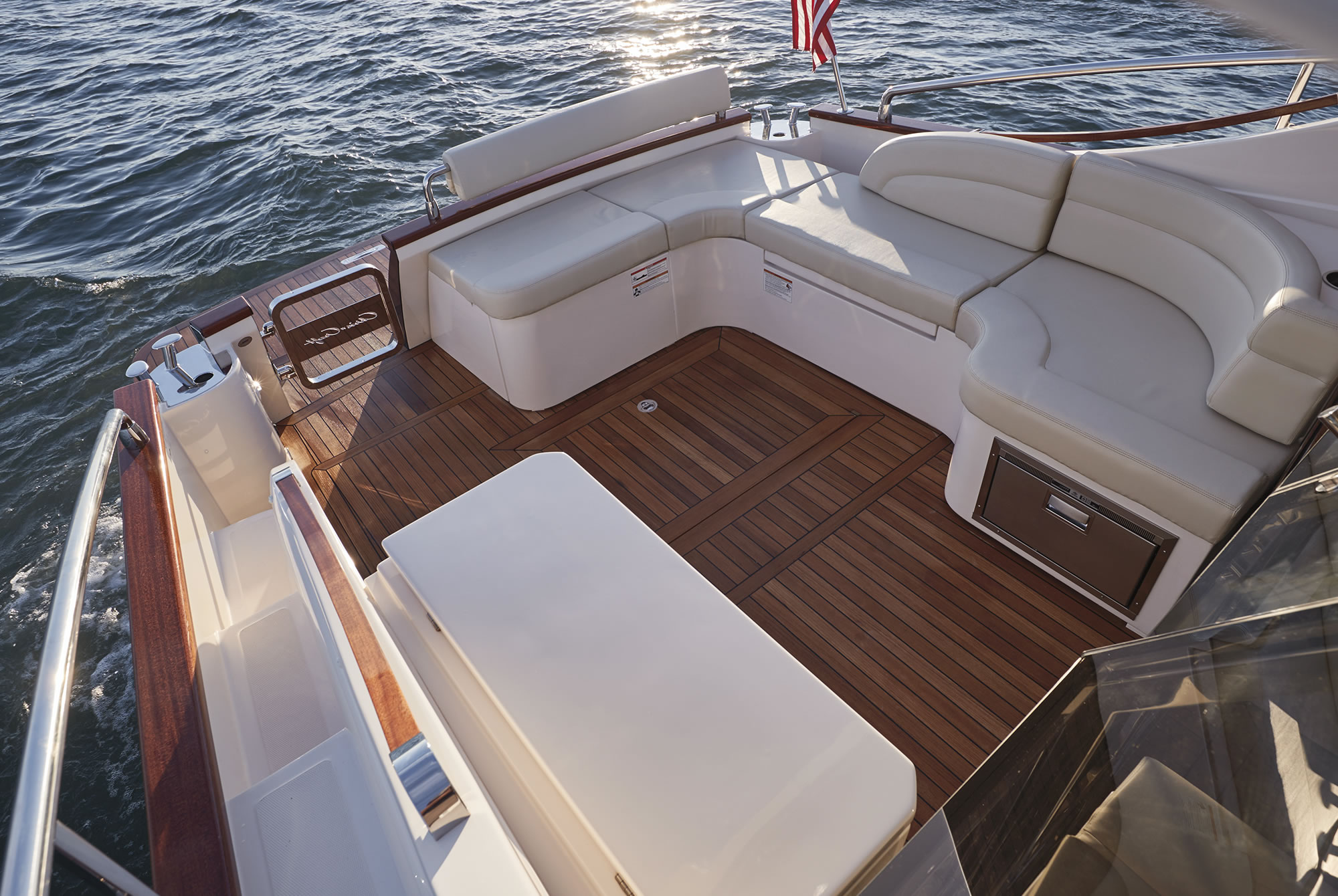 Commander 44, Lobster Style Boat, Cabin Cruiser, Boat