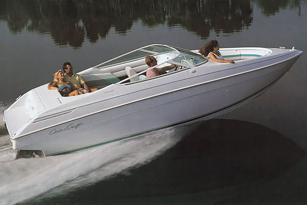 Historical Timeline | Chris-Craft Boats
