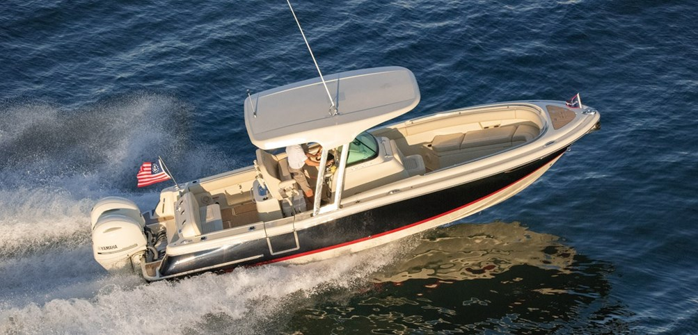 Catalina Series | Chris-Craft Boats