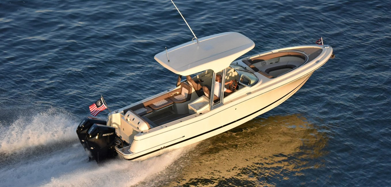 Chris Craft Calypso 26 | Bates Wharf